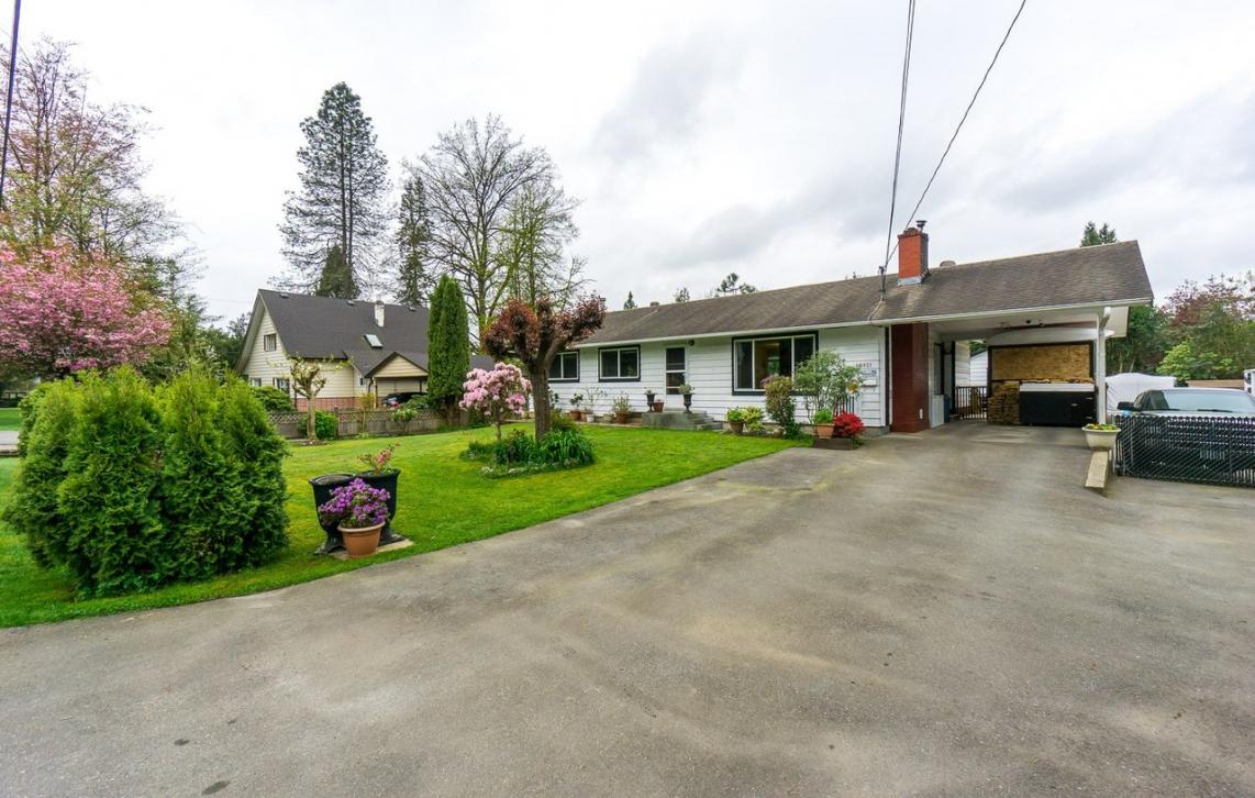 8821 Trattle Street, Fort Langley, Langley
