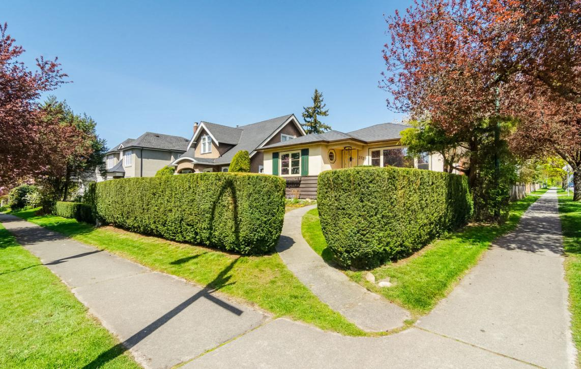 3707 W. 3rd Avenue, Point Grey, Vancouver West